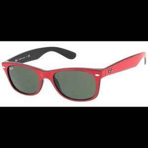 100% Authentic NWOT Ray-Ban RB2132 NEW WAYFARER